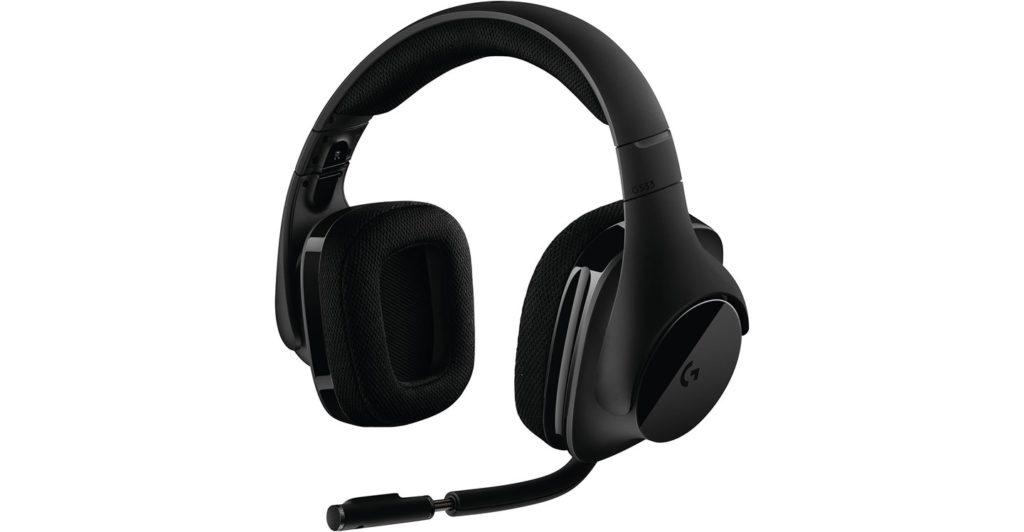 Logitech G533 Prodigy Wireless Gaming