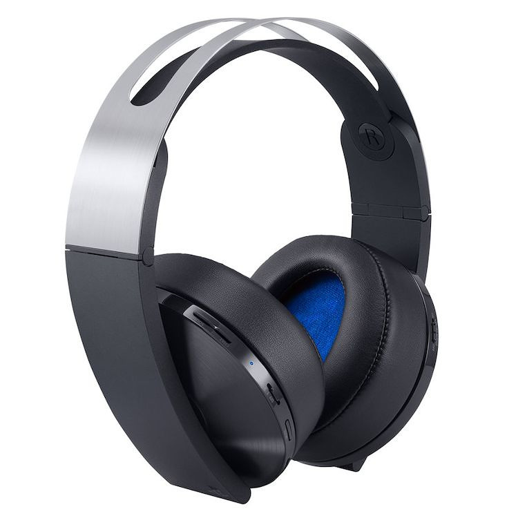 Sony Platinum Wireless gaming hörlurar