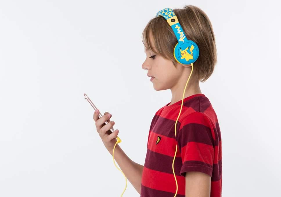 hörlurar för barn