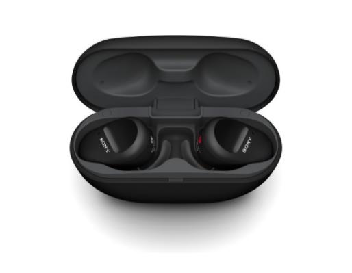 Sony WF-SP800N test