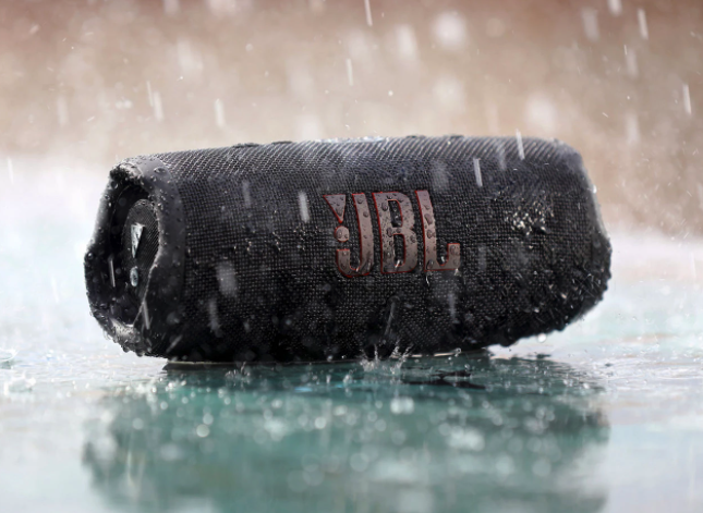 recension JBL Charge 5